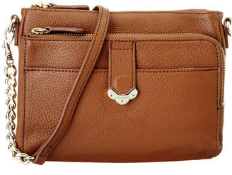 Jack Rogers Celeste Small Leather Crossbody