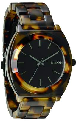 Nixon 'The Time Teller' Watch, 37mm