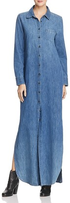 Equipment Brett Maxi Dress $218 thestylecure.com