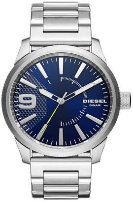 Diesel Men's Rasp Bracelet Watch, 46mm