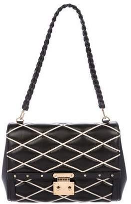 Louis Vuitton Malletage Pochette Flap Bag