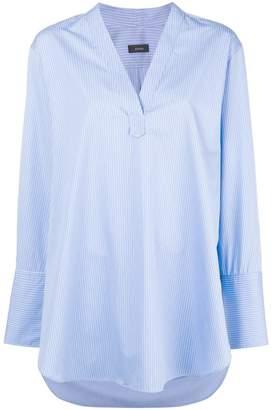 Joseph oversize V-neck shirt