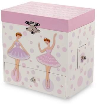 Mele Lindy Musical Ballerina Jewelry Box