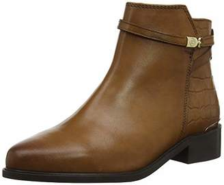 Dune Women's Peppey Ankle Boots, Brown Tan, 4 (37 EU)