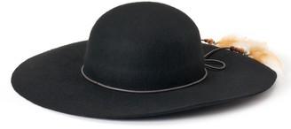 Peter Grimm Women's Delia Wool Floppy Hat