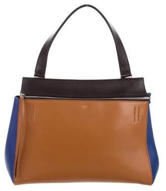 ba4e1841d16a Celine Black Smooth Leather Handbags - ShopStyle