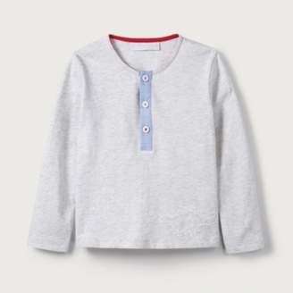 The White Company Dinosaur Embroidered T-Shirt