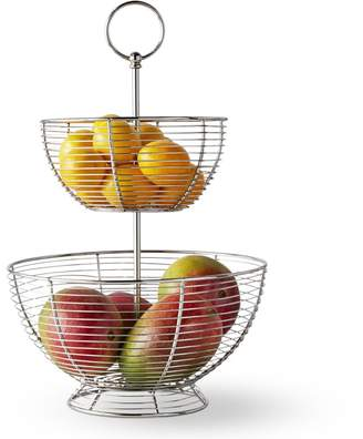 Williams-Sonoma Wire Fruit Basket