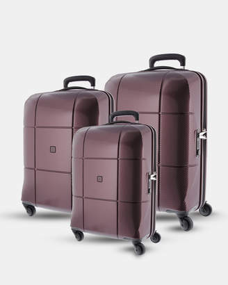 Echolac Florence Hard Side 3 Piece Set Luggage
