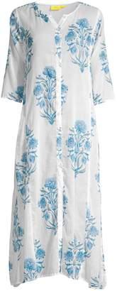 Roller Rabbit Corin Anu Floral Midi Dress