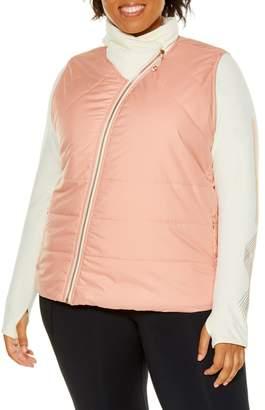SHAPE Activewear Glamour Puffer Vest