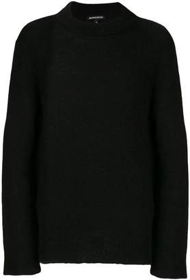 Ann Demeulemeester crewneck sweater