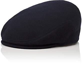 2dceefccb684b Barneys New York Men s Cashmere Melton Ivy Cap - Navy