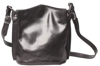 Maxwell Scott Bags Women S Black Leather Bucket Bag