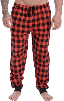 at Amazon Canada · Wanted Men s Soft Cotton Pajama Flannel Jogger 702b94197