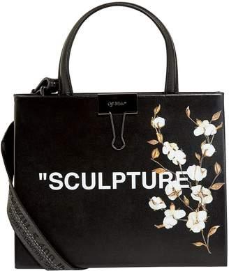 Off-White Off White Mini Flower Box Bag