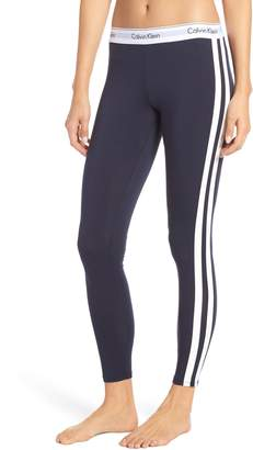 Calvin Klein Stripe Lounge Leggings