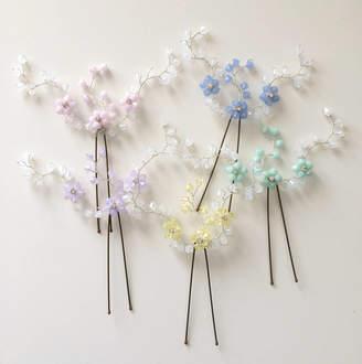 Tallulahs Trinkets Pastel Floral Hairpin