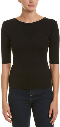 J Brand Ribbed Top