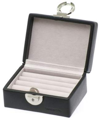 Davidt's Euclide Ring and Earing Box in Black