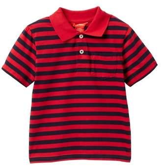 Joe Fresh Striped Polo (Toddler & Little Boys)