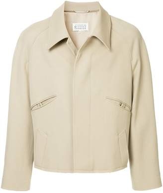 Maison Margiela cropped shirt jacket