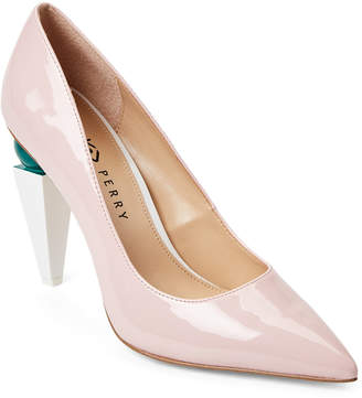 Katy Perry Rose Memphis Pointed Toe Pumps