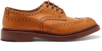 Tricker's Bourton leather brogues
