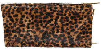 A.L.C. Pony-style calfskin clutch bag