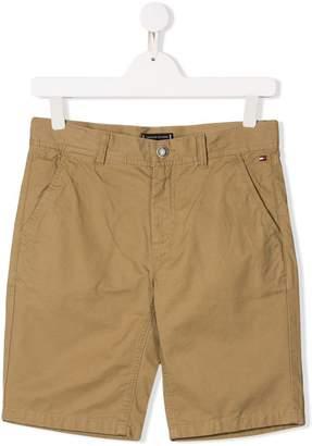Tommy Hilfiger Junior TEEN chino shorts