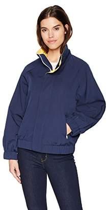Co The Portland Plaid Women's Waterproof Casual Boyfriend Jacket