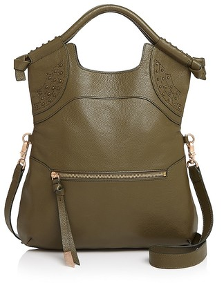 Foley and Corinna Stevie Lady Tote $368 thestylecure.com