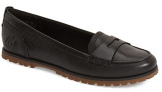 Women's Timberland 'Joslin' Leather Loafer $109.95 thestylecure.com