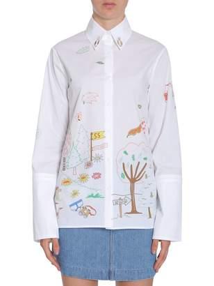 Mira Mikati Adventure Print Shirt