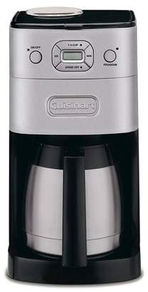 Cuisinart Grind & Brew 10 Cup Automatic Coffee Maker - Brushed Chrome DGB-650BC