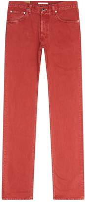 Helmut Lang Straight-Fit Jeans
