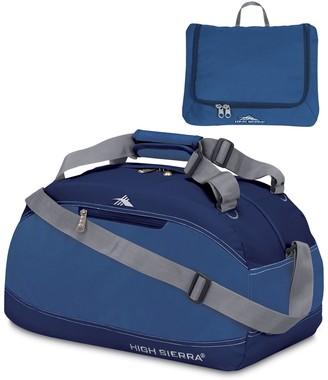 High Sierra 24-in. Pack 'N Go Duffel Bag