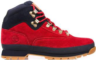 Timberland Euro Hiker 10.Deep the Nomad (Red)