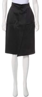 A.F.Vandevorst A.F. Vandevorst Linen-Blend Skirt w/ Tags