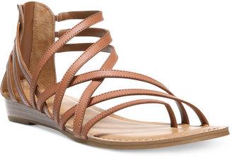 Carlos By Carlos Santana Amara Flat Sandals $59 thestylecure.com