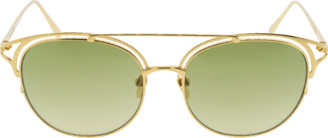 Linda Farrow Brow Bar Sunglasses