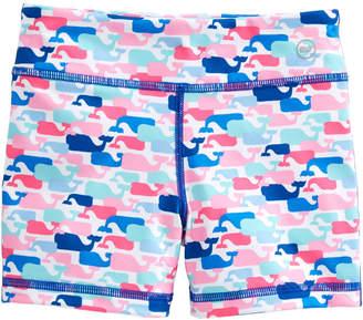 Vineyard Vines Girls Multi Whale Performance Tumble Shorts
