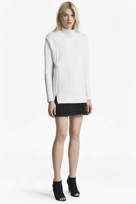 French Connection Tough Diamond Mini Skirt