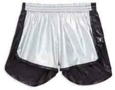 Nununu Toddler's, Little Girl's & Girl's Nylon Gym Shorts