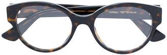 Gucci tortoiseshell cat eye glasses