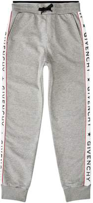 Givenchy Logo Stripe Sweatpants