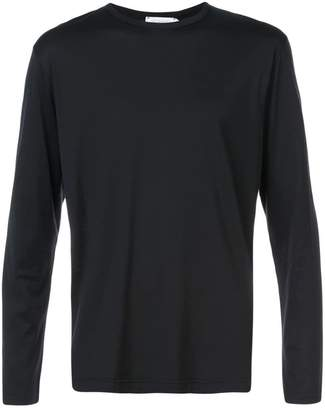 Sunspel long sleeve T-shirt