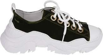 N°21 N.21 Lace-up Sneakers