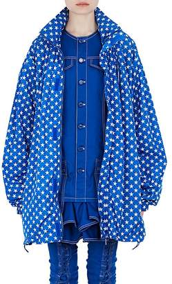 Givenchy Women's Star-Print Packable Parka