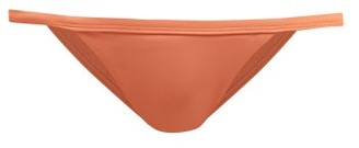 Matteau - The Petite Bikini Briefs - Womens - Coral